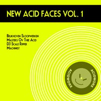 VA - New Acid Faces Vol. 1