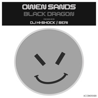 Owen Sands - Black Dragon