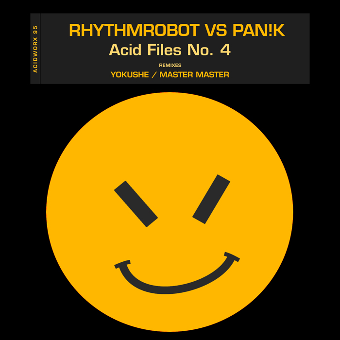 rhythmrobot VS PAN!K – Acid Files No. 4