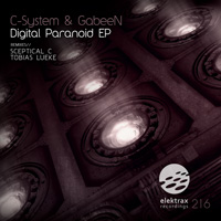 C-System & GabeeN – Digital Paranoid EP
