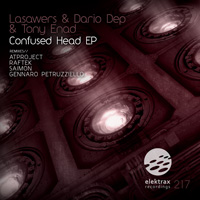 Lasawers & Dario Dep & Tony Enad - Confused Head EP