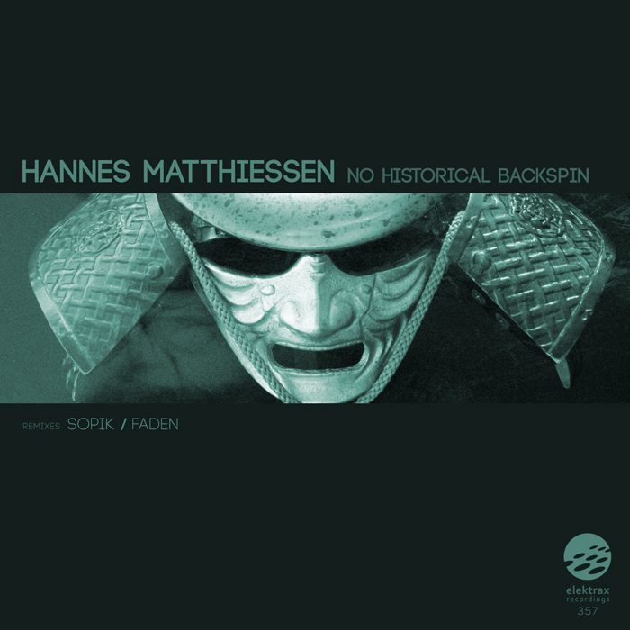 Hannes Matthiessen – No Historical Backspin