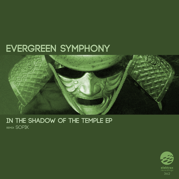 Evergreen Symphony – In The Shadow of The Temple EP