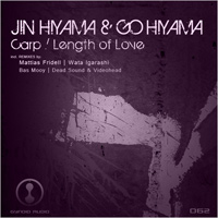Jin Hiyama & Go Hiyama - Carp / Length of Love