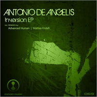 Antonio De Angelis - Inversion EP