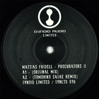Mattias Fridell - Procurators II