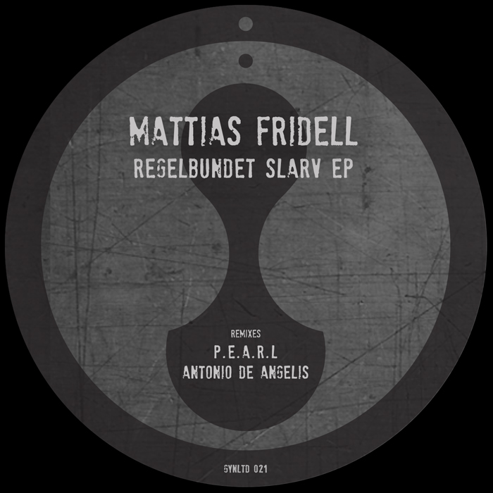 Mattias Fridell - The Wings That I Gave