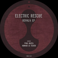 Electric Rescue – Revala EP