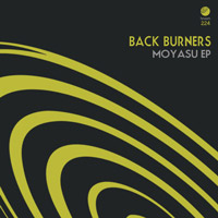 Back Burners - Moyasu EP