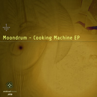 Moondrum - Cooking Machine EP