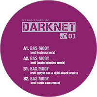 Bas Mooy / Audio Injection / Gayle San & DJ Hi-Shock  / Ortin Cam - Darknet 03