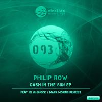 Philip Row - Gash In The Sun EP