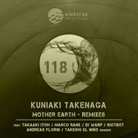 Kuniaki Takenaga - Mother Earth Remixes