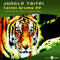 Jungle Taitei - Taitei Drums EP