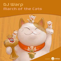 DJ Warp - March Of The Cats EP
